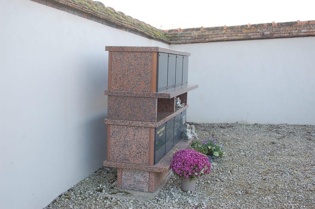 Columbarium de Les Sièges